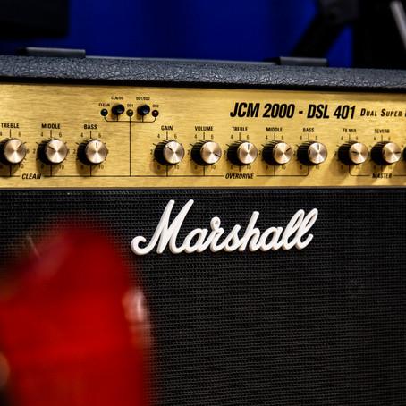 Registriamo un amplificatore per chitarra - Consigli utili!