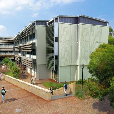 Edith Cowan University Computing Engineering Technology Building