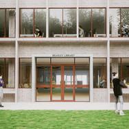 The University of Western Australia Beasley Library