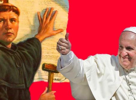 Katolikker og protestanter