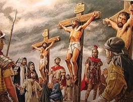Hva skjedde på korset?