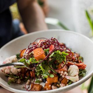 acrette salad