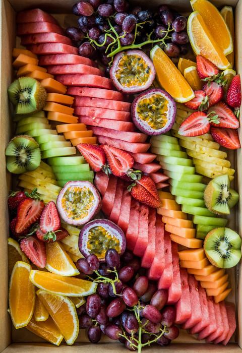 catering - fruit platter