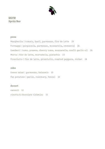 Spritz Bar Pizza Menu (wed - thur).png