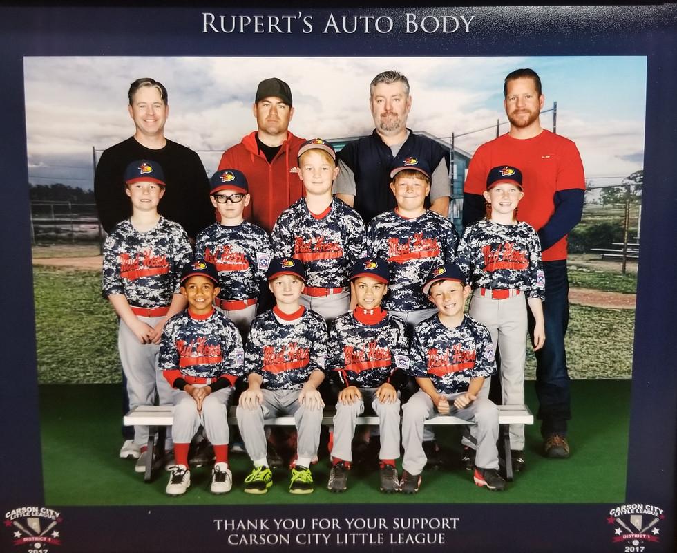 Carson City Little League