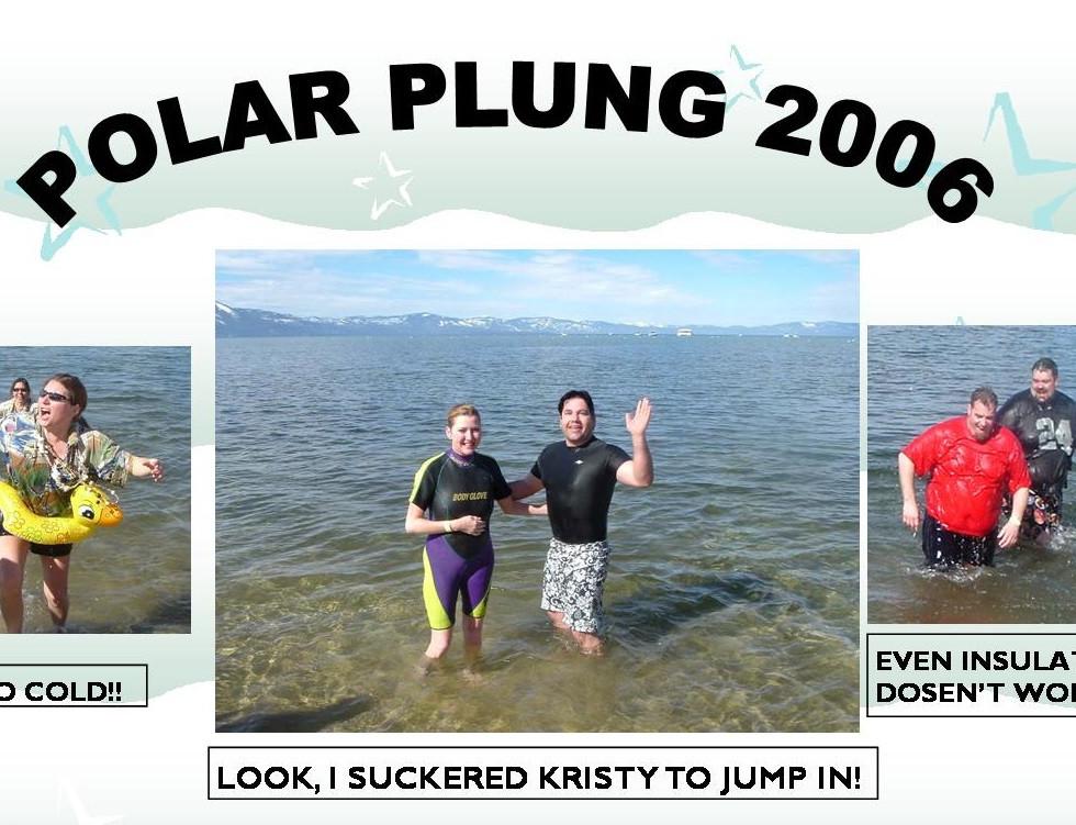 2006 Polar Plunge