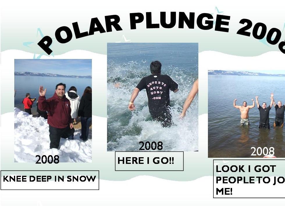 2008 Polar Plunge