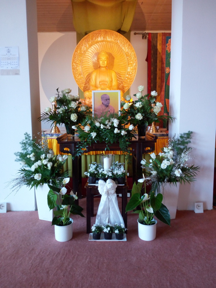 SuBa-Buddhahalle