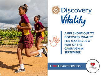 Donate Discovery Miles to One Heart!