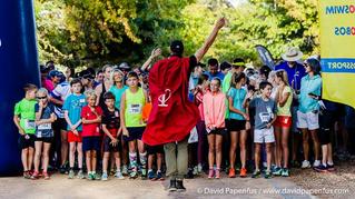 One  Heart Family Trail Run at Eikendal