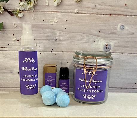 Lavender Sleep Box - Gift Box