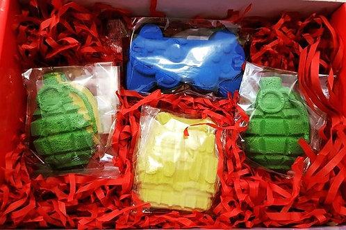 Gamers Bathbomb Gift Set