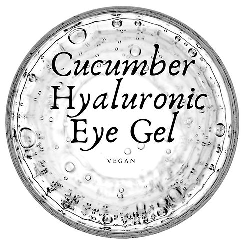 Cucumber Hyaluronic Eye Gel