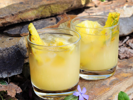 Pineapple Palmer