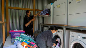 Beyond education: hygiene access to our students in Mastic Campus