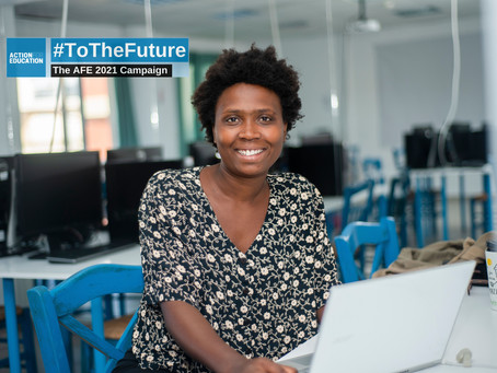 #ToTheFuture: Volunteering with AFE
