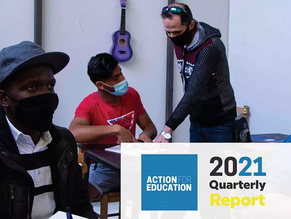 1st Quarterly Report  - 2021