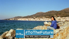 #ToTheFuture: continuous support from afar