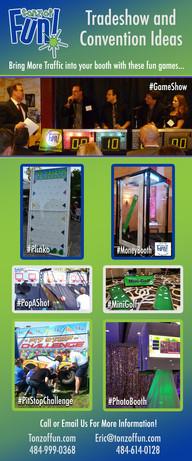 Tonz of Fun Tradeshow Services