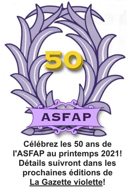 ASFAP 50th gazette.png