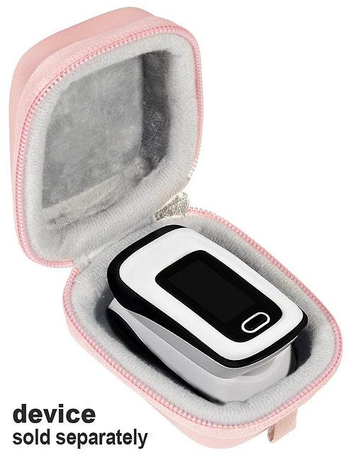 Fingertip Pulse Oximeter Case (rose gold)
