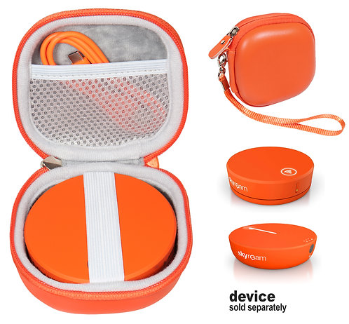 Protective Case for Skyroam Solis X Smartspot (orange)
