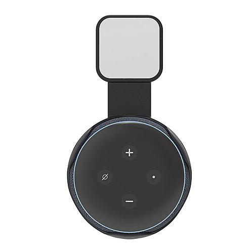 Echo Dot 3 Wall Mount (Black)