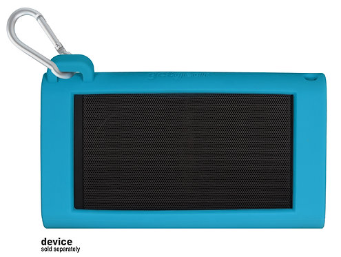 Silicone Bumper for OontZ Angle 3 (3rd Generation) speaker (blue)