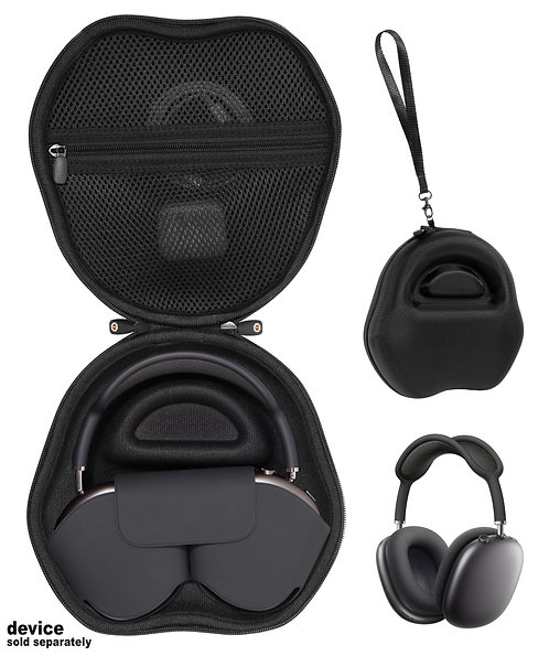 Protective Case for Apple AirPods Max Headphones (black)