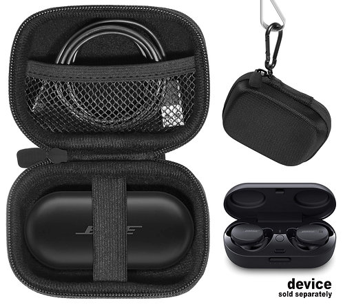 Protective Case for Bose Sport Earbuds (black)