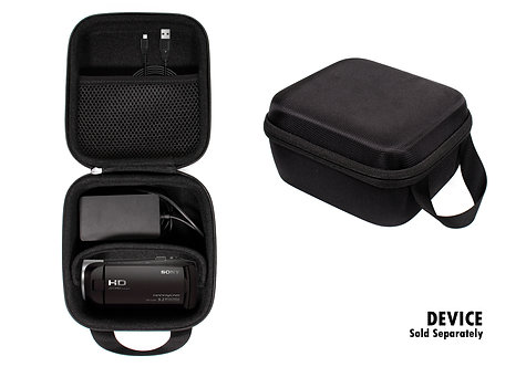 Camcorder Kit Case for Sony HD Video Recording HDRCX440