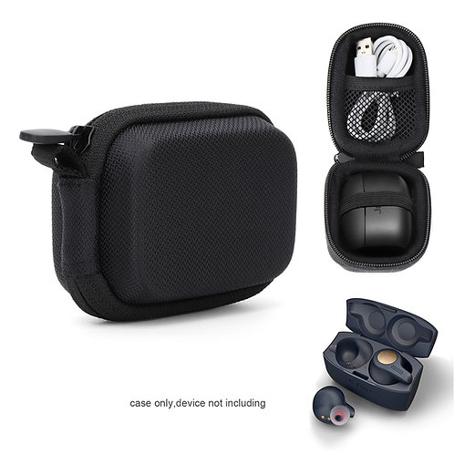 Wireless Earbud Case (Black)