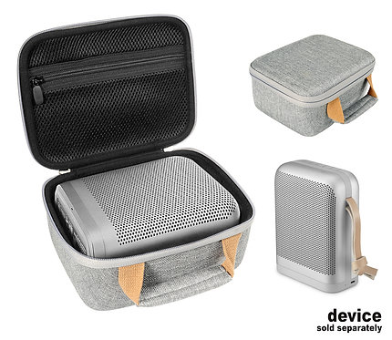 Protective Case for Bang & Olufsen Beoplay P6 Bluetooth Speaker (gray tweed)