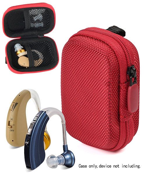Protective Case for Hearing Aid, Hearing Amplifier