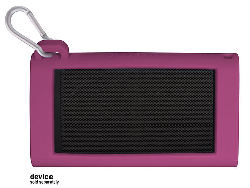 Silicone Bumper for OontZ Angle 3 (3rd generation) speaker (pink)