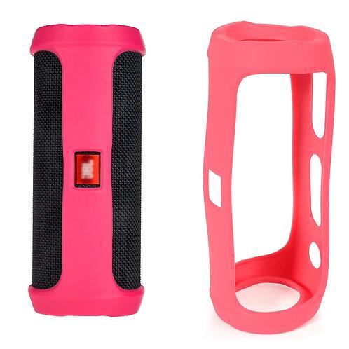 JBL Flip 4 Silicon Skin (Hot Pink)