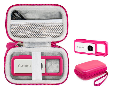 Protective Case for Canon Ivy REC Outdoor Camera (pink)