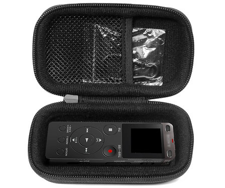 Voice Recorder Case (Black)