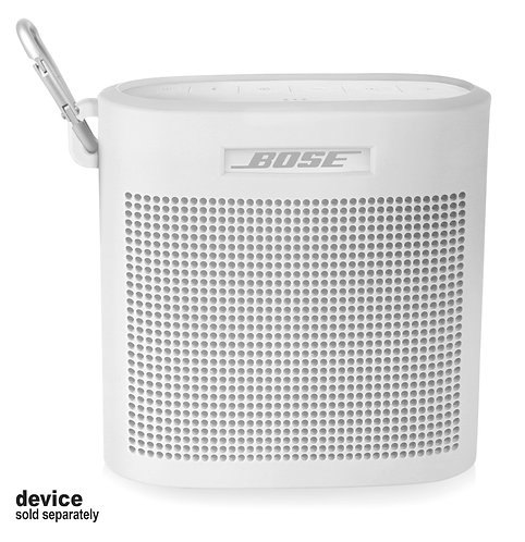 Silicone Sleeve for Bose SoundLink Color Bluetooth Speaker II (white)