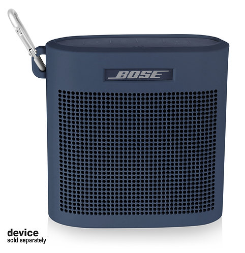 Silicone Sleeve for Bose SoundLink Color Bluetooth Speaker II (midnight blue)