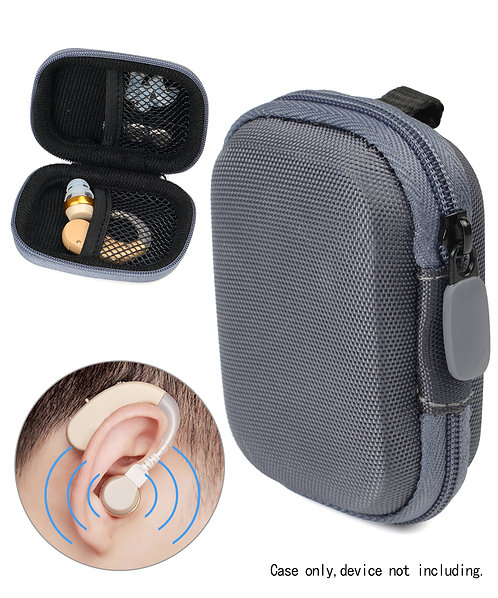 Hearing Aid Case (Stone)