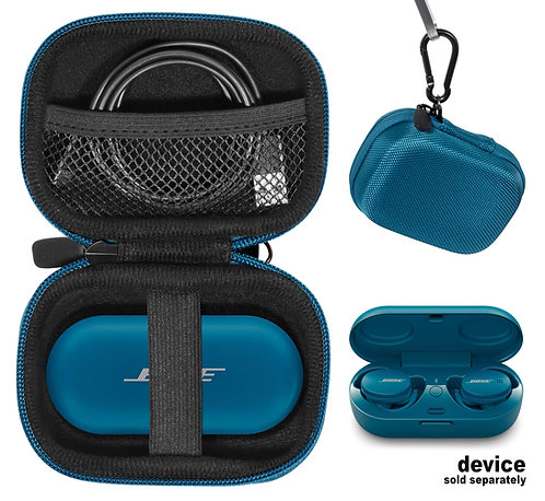 Protective Case for Bose Sport Earbuds (Baltic blue)