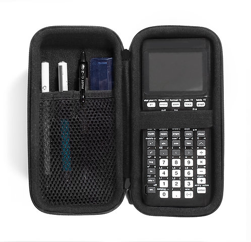 Protective Calculator Case (black)