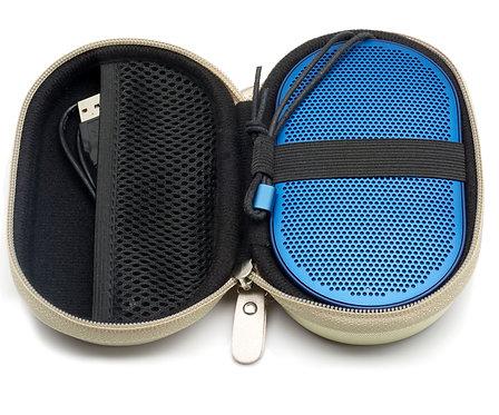 Gold B&O P2 Speaker Case