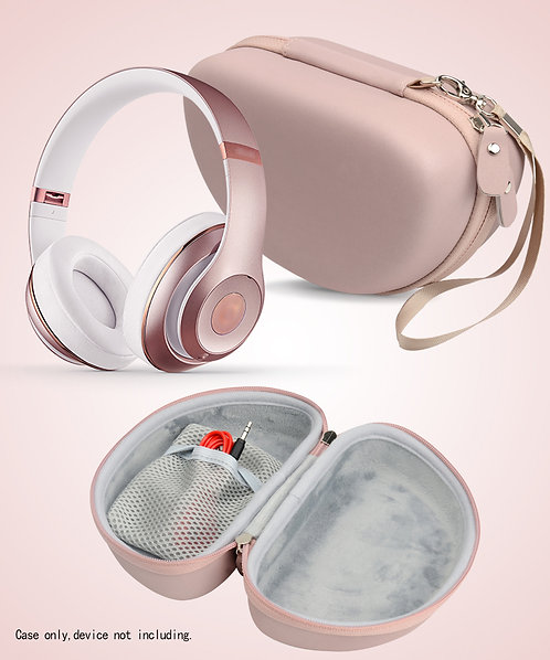 Beats Solo 3 Headphone Case (Matte Rose Gold)