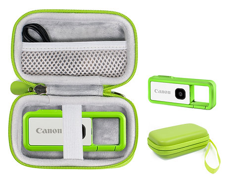 Protective Case for Canon Ivy REC Outdoor Camera (lime)