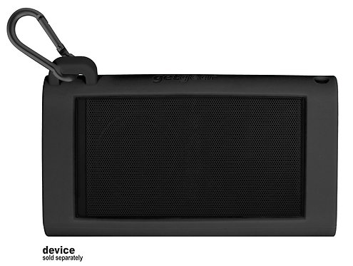Silicone Bumper for OontZ Angle 3 (3rd generation) speaker (black)