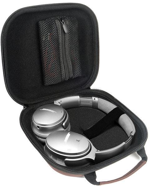 Espresso Headphone Case
