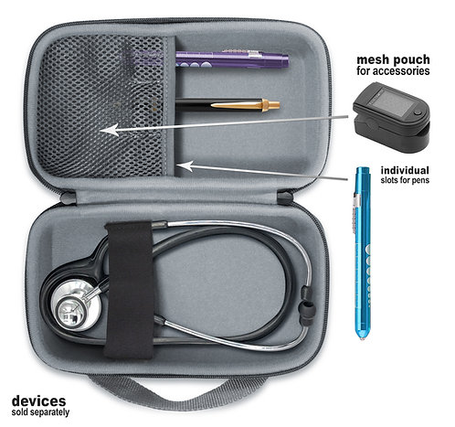Stethoscope Case for 3M Stethoscope Littmann Classic III