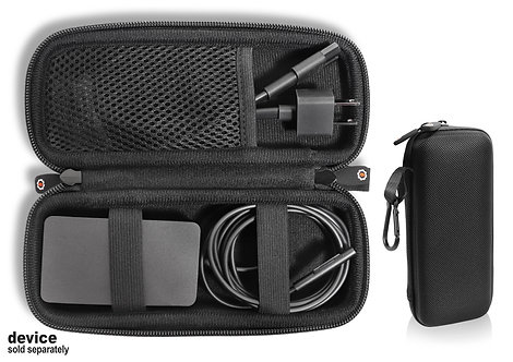 Protective Case for Microsoft Surface Charger (black)